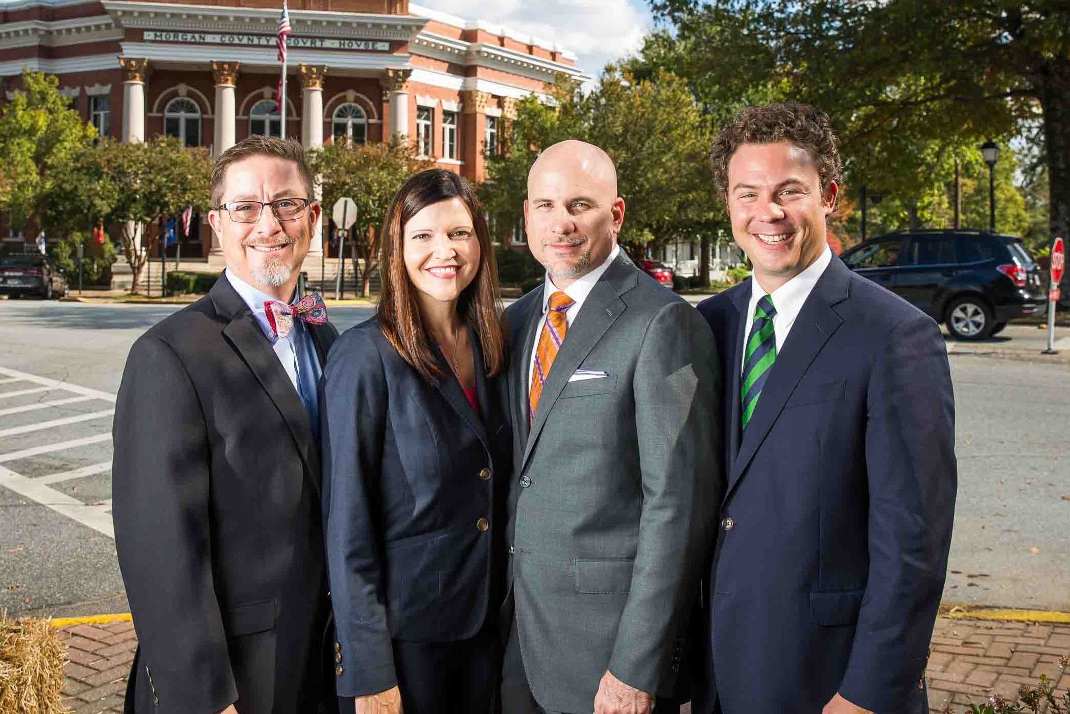 A team of exceptional lawyers who practice criminal defense, corporate, and divorce law.